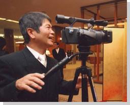 カメラマン原田